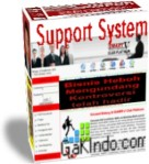 Script PHP Support System Binary