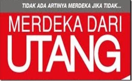Poster merdeka dari hutang-OK2